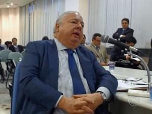 Julio Camargo Executivo da Toyo Setal e operador financeiro, delator na operação Lava Jato (Foto: Reprodução/TV Globo)