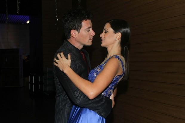 Vera Viel e Rodrigo Faro (Foto: Amauri Nehn/Photo Rio News)