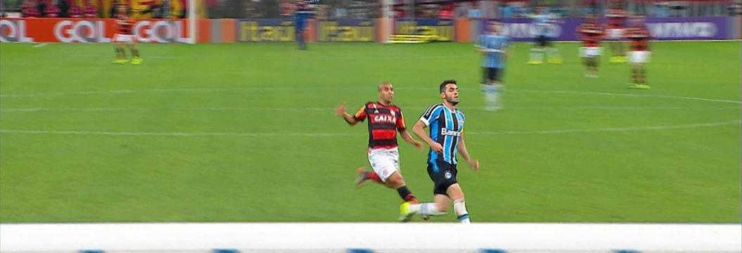 Flamengo x Grêmio - Campeonato Brasileiro 2015 - Ao vivo ... a2d398c03f496