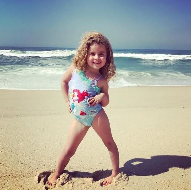 Maria Eduarda, filha de Debby Lagranha (Foto: Reprodução/Instagram)