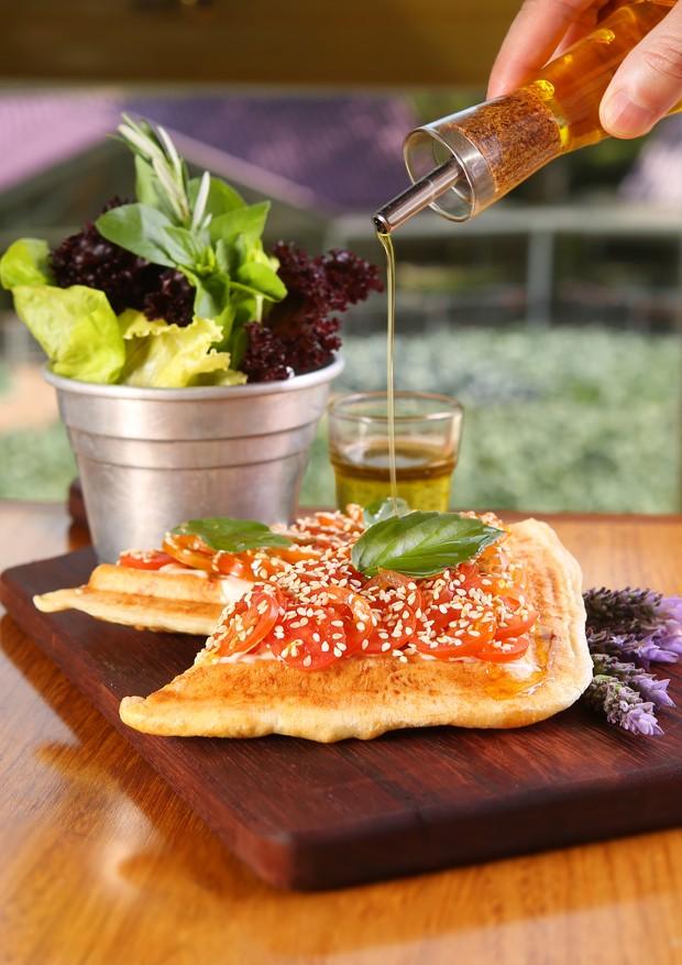 Waffle de pão de queijo (Foto: Divulgação)