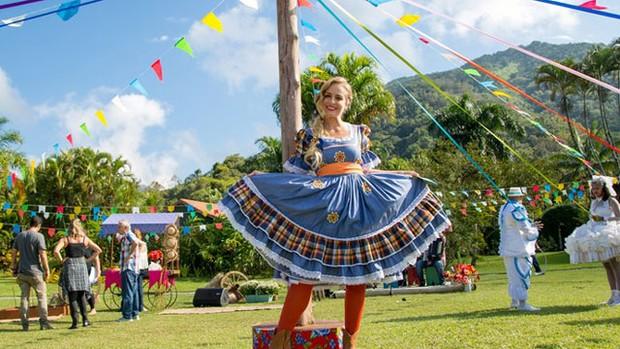 Estrelas: Angélica comanda festa junina neste sábado (Fabiano Battaglin/Gshow)