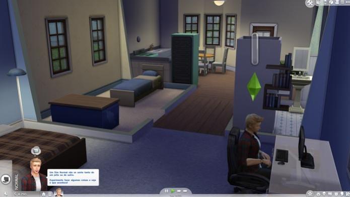 The Sims 4: como jogar o famoso game de simulação para PCs (Foto: Reprodução/Tais Carvalho) (Foto: The Sims 4: como jogar o famoso game de simulação para PCs (Foto: Reprodução/Tais Carvalho))