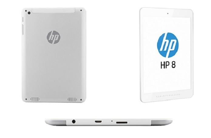 HP 8 chega ao mercado de tablets pequenos com tela de 7,85 polegadas (Foto: Divulgação)