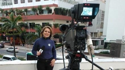 Vanessa Faro (Foto: Gustavo Januario)