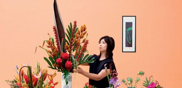 Flores e arranjos (Foto: FILIPPO BAMBERGHI)