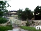 Moradores mostram estragos após chuva em MG; veja vídeos