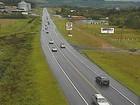 Tráfego é considerado intenso na BR-277, na região central do Paraná
