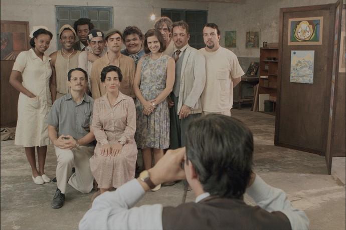Cena do filme 'Nise - O Coração da Loucura' (Foto: Divulgação)
