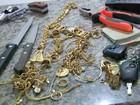Jovem se esconde de assaltantes e aciona a polícia em Bauru