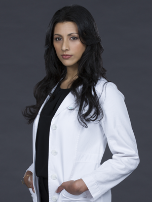 Dr. Talaikha Channarayapatra (Reshma Shetty) (Foto: Universal Channel)