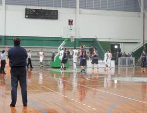 Palmeiras x Mogi das Cruzes Campeonato Paulista Basquete (Foto: Thiago Fidelix)