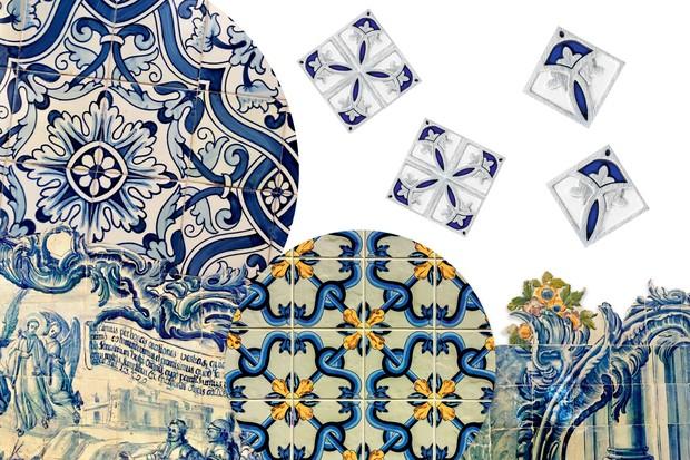 Monta Azulejo Foto ReproduoThink Stock