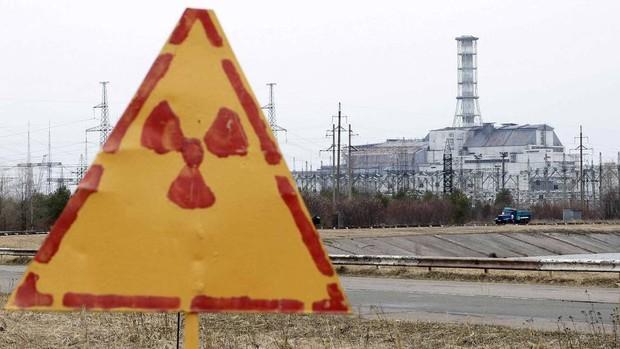 Chernobyl hoje. (Foto: Extra (Globo))