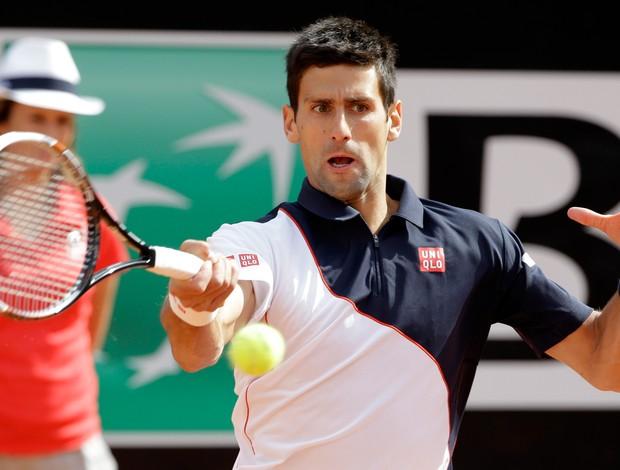 Tênis Nadal x Djokovic (Foto: Reuters)