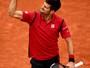 Em ritmo de treino, Djokovic espanta zebra e pega Murray por título inédito