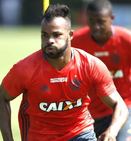 no embalo (Gilvan Souza - Divulgação, Flamengo)
