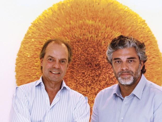 Marcello Serpa e José Luiz Madeira deixam a AlmapBBDO no final de setembro (Foto: Divulgação)