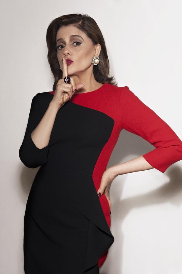 Marieta Severo (Foto: Brunno Rangel / Revista Wow)