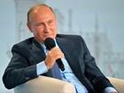 Putin telefona para Donald Trump e diz estar pronto para diálogo