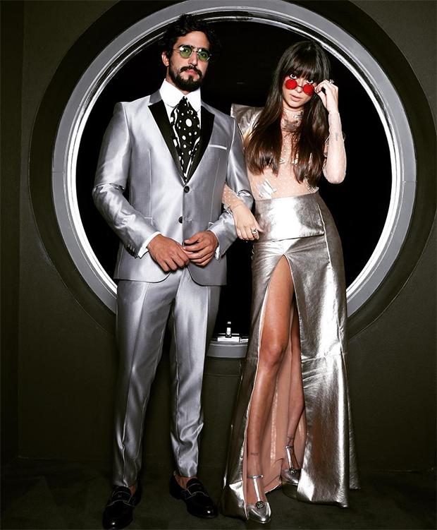 Renato Góes e Thaila Ayala (Foto: Reprodução/ Instagram)