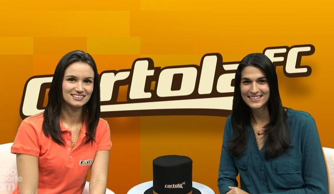 mariana brochado cartola monique cardone (Foto: Globoesporte.com)