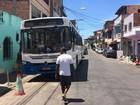 Após cinco dias, ônibus voltam a circular no bairro Pau Miúdo