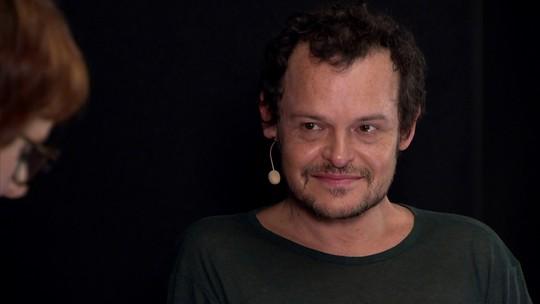 'Loucura do ator é tentar entender  relações humanas', diz Nachtergaele