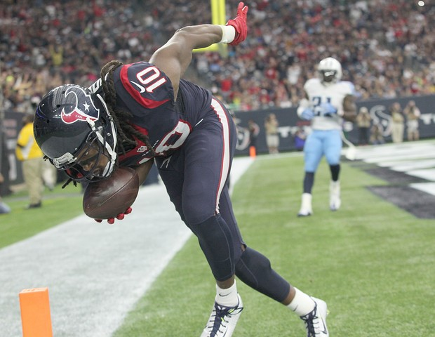 DeAndre Hopkins (Foto: getty images)