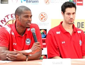Shamell Lançamento Copa Intercontinental  (Foto: Ricardo Bufolin / Divulgação)