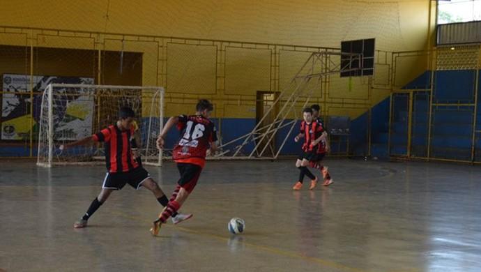 Rondoniense de Futsal Sub-15 (Foto: Jheniffer Núbia)