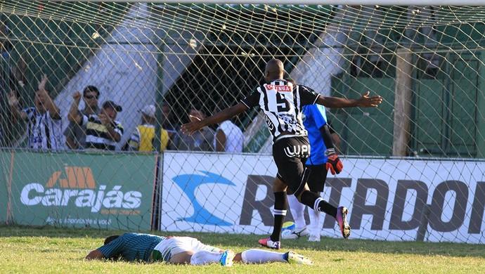 Lima, Coruripe x ASA (Foto: Ailton Cruz/ Gazeta de Alagoas)