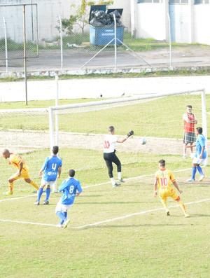 Ecus x Jabaquara Segunda Divisão Paulista (Foto: Rodrigo Mariano)