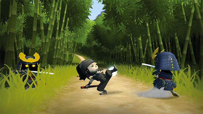 Mini Ninjas leva aventura e futilidade aos jogadores (Foto: Divulgação)