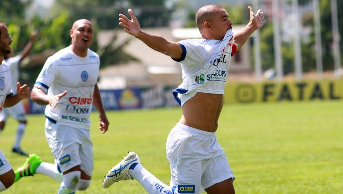São Bento x São Bernardo Marcelo Cordeiro (Foto: Jesus Vicente / EC São Bento)