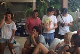 "Pato vibra com a festa por Medina no Hava�: ""Parece Maracan� ou Morumbi"""