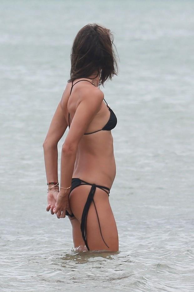 Alessandra Ambrósio (Foto: Dilson Silva / Ag. News)