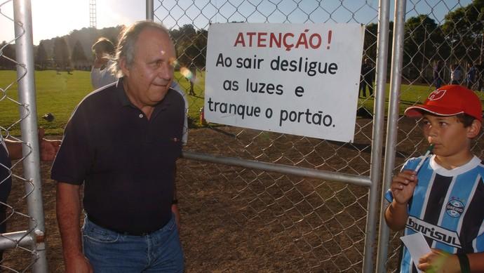 flávio obino 2004 grêmio (Foto: Mauro Vieira/Agência RBS)
