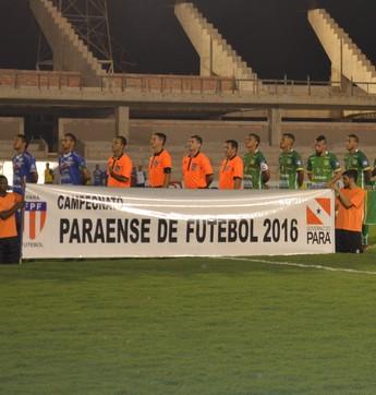 Tapajós perdeu por 2 a 1 para o Independente (Foto: Sabrina Rabelo/GloboEsporte.com)