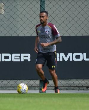 Wesley São Paulo (Foto: Ana Luiza Rosa - site oficial do São Paulo FC)