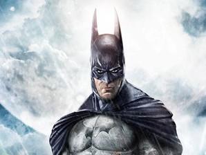 Batman Arkham Asylum.