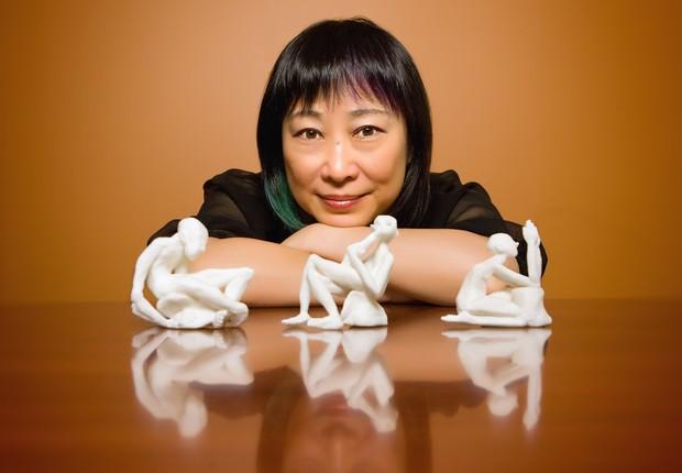 A empreendedora chinesa Ping Fu (Foto: Divulgação)
