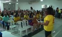 Professores municipais decretam greve (Reprodução/TV Subaé)