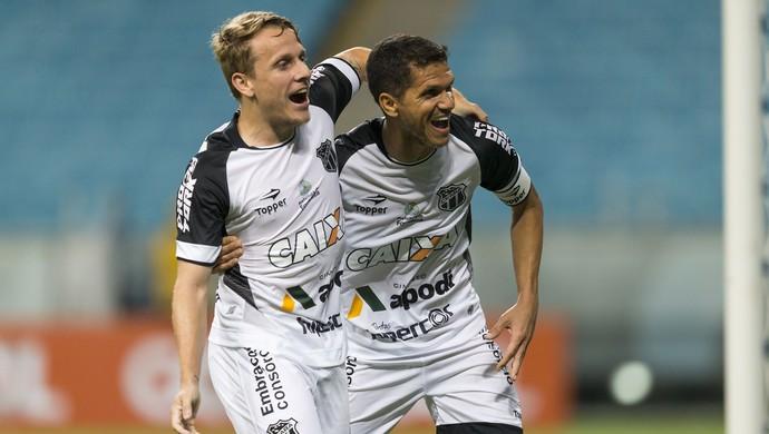Grêmio x Ceará Primeira Liga (Foto: Agência Estado)
