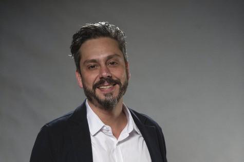 Alexandre Nero, protagonista de 'Falso brilhante' (Foto: Estevam Avellar/TV Globo)