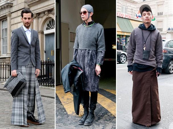 Resultado de imagem para homens usando saias