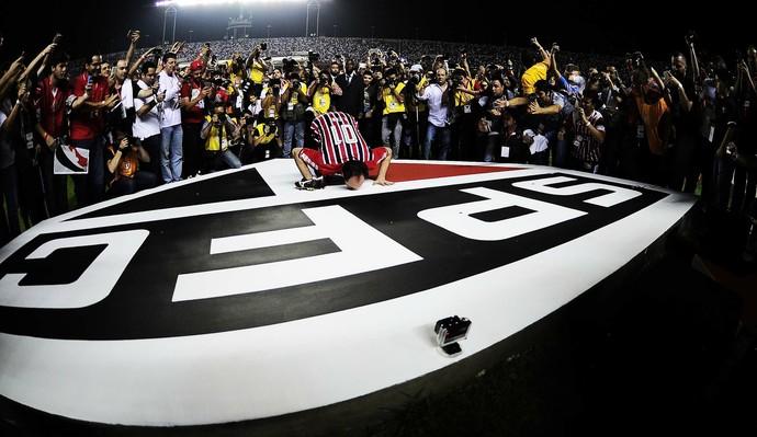 Rogério Ceni São Paulo (Foto: Marcos Ribolli)