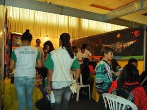 Expectativa é receber 60 mil visitantes este ano. (Foto: Divulgação/SECTTI)