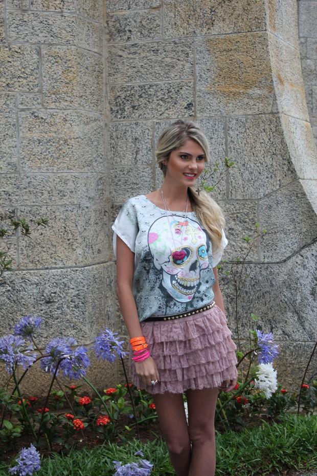 Barbara Evans (Foto: Myth/Divulgação)