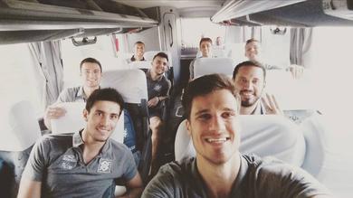Renan selfie seleção brasileira (Foto: Reprodução / Instagram)